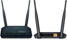 Wireless N Cloud Router w/ 4 Port 10/100 Switch маршрутизатор 300 мегабитов с 5 децибелови антени