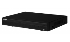 Dahua 4-channel HCVR, H.264+, H.264, MJPEG,1xSATA,2xUSB, 1xVGA, 1xHDMI,1xAudio, support 5Mp, Web Server,DC12V,2A, 10W, Without HDD