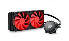 Водно охлаждане DeepCool Maelstorm 240 за процесори AMD/Intel