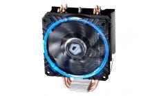 Охлаждане ID Cooling SE-214C-B синя LED подсветка