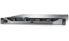 Dell PowerEdge R430, Intel Xeon E5-2620v4 (2.1GHz, 20M), 16GB RDIMM 2400MHz, 120GB SSD SATA Boot, PERC H730 1GB, DVD+/-RW, iDRAC8 Express, Single Hot-plug Power Supply (1+0) 550W, 3Y NBD