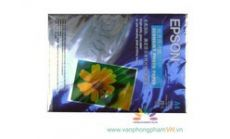Paper EPSON A6 Photo Quality Glossy Film 10 sh