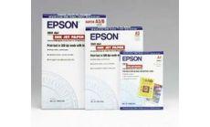 Paper EPSON InkJet Greeting cards w.Envelope 10x8, 10sh.