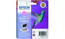 Ink Cartridge EPSON Light Magenta for Stylus Photo R265, R285, R360, RX560, RX585, R685