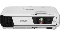 Multimedia - Projector EPSON EB-S31, Mobile/Nogaming, SVGA, 800 x 600, 4:3, 3,200 lumen-2,240 lumen (economy), 3,200 lumen - 2,240 lumen (economy),15,000 : 1, VGA in, Composite in, USB 2.0 Type A, Cinch audio in, Wireless LAN IEEE 802.11b/g/n (option