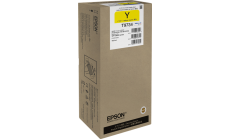 Ink Cartridge EPSON Yellow XL for WorkForce Pro WF-C869R Ink