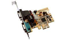 Estillo контролер PCI-ex  2S serial port (rs 232) за + 1 paralel настолен компютър