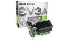 Видео карта EVGA GT 730 2GB DDR3,64 bit, D-Sub, DVI-D, HDMI 02G-P3-1733-KR