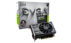 Видеокарта EVGA GeForce GTX 1050 Ti GAMING, 4GB, GDDR5, 128 bit, DVI-I, HDMI, DisplayPort 04G-P4-6251-KR