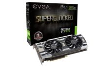 Видеокарта EVGA GeForce GTX 1070 SC GAMING ACX 3.0, 8GB, GDDR5, 256 bit, DVI-D, HDMI, DisplayPort 08G-P4-6173-KR