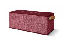 Тонколонка за мобилни устройства Fresh & Rebel Rockbox Brick XL Fabriq Edition, Ruby , Червен