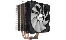 GELID TRANQUILLO Intel: 775/1150/1151/1155/1156/1366/2011(+Mounting clip); AMD: AM2/AM2+/AM3/AM3+/AM4/FM1/ FM2/FM2+; Fan Dimensions (mm):120 (l) x 120 (w) x 25 (h); 5Y Warranty