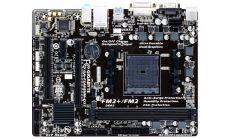 Дънна платка GIGABYTE F2A68HM-DS2, FM2+,2xDDR3,PCI,PCIex16, D-SUB, DVI-D, rev  1.1