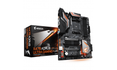 Дънна платка GIGABYTE X470 AORUS ULTRA GAMING Socket AM4, RGB Rusion, rev. 1.0