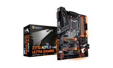 Дънна платка GIGABYTE Z370 AORUS Ultra Gaming, Socket 1151 (300 Series), 4xDDR4, RGB Fusion