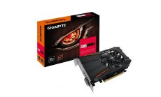 Видео карта GIGABYTE AMD RX550 GAMING-2GD, 2GB GDDR5 128 bit, DisplayPort, HDMI, DVI-D