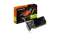 Видео карта GIGABYTE GeForce® GT 1030 2GB GDDR5 64 bit, Low Profile, DVI-D, HDMI
