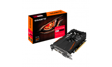 Видео карта GIGABYTE Radeon™ RX 560 OC 4GB GDDR5 128 bit DisplayPort, HDMI, DVI-D