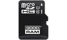 GOODRAM 16GB MICRO CARD, class 10, UHS I + adapter