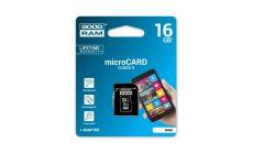 GOODRAM 16GB MICRO CARD class 4 +adapter