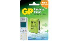 Батерия за телефон GP  2*AАA 2.4V NiMH 550mAh GPT382