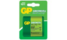 Цинк карбонова батерия GP  3R12 /1 бр. в опаковка/ блистер GREENCELL 4.5V GP