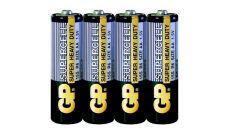 Цинк карбонова батерия R6 /2 бр. в опаковка/ shrink 1.5V GP