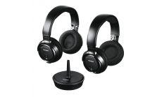 Комплект безжични слушалки HAMA Thomson WHP3203, черен