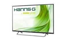 Монитор HANNSPREE HL407UPB, IPS, 39.5 inch, Wide, Full HD, D-Sub, HDMI, USB Media Player, Черен