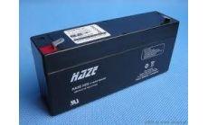 Haze  Оловна Батерия (HZS6-3.2)  6 V  / 3.2 Ah - 134 / 34 / 60mm AGM