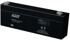 Haze Оловна Батерия (HZS12-2.2) 12V / 2.2 Ah-  178.5 / 35 / 60 mm AGM