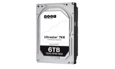 HDD Server WD/HGST Ultrastar 7K6 (3.5'', 6TB, 256MB, 7200 RPM, SATA 6Gb/s, 512E SE), SKU: 0B36039