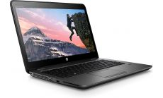 HP ZBook 14u G4 Intel® Core™ i7-7500U with Intel® HD Graphics 620 (2.7 GHz, up to 3.5 GHz with Intel® Turbo Boost Technology 2.0, 4 MB cache, 2 cores) 16 GB DDR4-2133 SDRAM (1 x 16 GB) 512 GB HP Z Turbo Drive PCIe SSD HDD  14 diagonal FHD UWVA anti-g