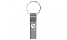 USB памет HP V285W, USB 2.0, 16GB, Сребрист