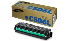 Консуматив Samsung CLT-C506L H-Yld Cyan Toner Crtg (up to 3 500 A4 Pages at 5% coverage)* CLP-680ND CLX-6260 Series