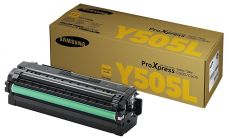 Консуматив Samsung CLT-Y505L H-Yield Yel Toner Crtg (up to 3 500 A4 Pages at 5% coverage)* SL-C2620/SL-C2670
