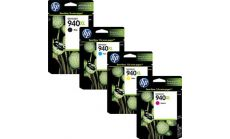 Консуматив HP 940XL Value Original Ink Cartridge; Black;  Page Yield 2200;  HP Officejet Pro 8000; 8500