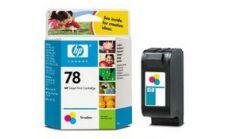 Консуматив HP 78 Standard Original Ink Cartridge; Tri-Color;  Page Yield 560; HP DeskJet 920c; 930c; 940c; 950c; 959c; 960c; 1180c