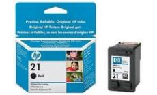 Консуматив HP 21 Standard Original Ink Cartridge; Black;  Page Yield 190; HP DeskJet F370 F375 F380 F390  D1360 D1460 D1470 F2180 F2187 D2330 D2360 D2430 D2460 3920 3940 F4140 F4172 F4180 F4190 1402 1410 1415 1415 J3680 4315 4355