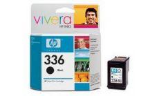 Консуматив HP 336 Standard Original Ink Cartridge; Black;  Page Yield 220; HP DeskJet D4160 5440 1507 1510 6305 6310 6315 2575 C3170 C3180 C3190 C4180  C4190 7850