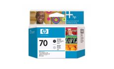 Консуматив HP 70 Standard 1-Pack Original Ink Cartridge; Photo Black + Grey;  ; HP DesignJet Z2100, Z3100, Z3200, Z5200, Z5400