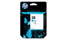 Консуматив HP 38 Standard Original Ink Cartridge; Cyan;  Page Yield 4500; HP PhotoSmart B8850; B9180; B9180gp