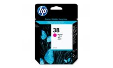 Консуматив HP 38 Standard Original Ink Cartridge; Magenta;  Page Yield 5000; HP PhotoSmart B8850; B9180; B9180gp