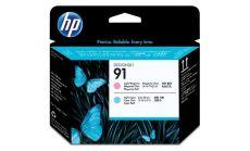 Консуматив HP 91 Standard 1-Pack Original Ink Cartridge; Magenta + Yellow 2500 ml;  ; HP DesignJet Z6100