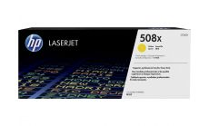 Консуматив HP 508X Original LaserJet cartridge; yellow; 9500 Page Yield ; ; HP Color LaserJet Enterprise M552/M553/ M577