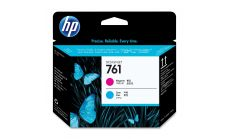 Консуматив HP 761 Standard 1-Pack Original Ink Cartridge; Magenta + Cyan;  ; HP DesignJet T7100