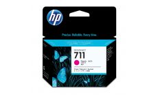 Консуматив HP 711 3 - Pack  Original Ink Cartridge; Magenta;  ; HP DesignJet T120, T520