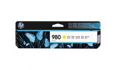 Консуматив HP 980 Standard 1-Pack Original Ink Cartridge; Yellow;  Page Yield 6600; HP OfficeJet Enterprise Color X555
