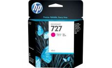 Консуматив HP 727 Standard 1-Pack Original Ink Cartridge; Magenta 300 ml;  ; HP DesignJet T920, T930, T1500, T1530, T2500, T2530