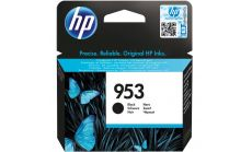 Консуматив HP 953 Standard Original Ink Cartridge; Black;  Page Yield 1000;